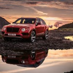 Bentley Betayga V8