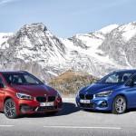 BMW 2 Active Tourer in BMW 2 Gran Tourer