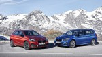 BMW 2 Active Tourer in BMW 2 Gran Tourer