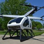 CES 2018: SureFly, dron v garaži
