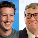Katere knjige bi morali prebrati po mnenju Bill Gatesa in Mark Zuckerberga?