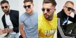 modna moška sončna očala 2018