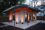 Tako izgleda 3D-natisnjena hiša.