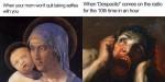 """Skrajno zabavni zgodovinski """"memi"""", ki kažejo, da se nič ni spremenilo."""