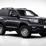 Toyota Land Cruiser Utility Commcercial