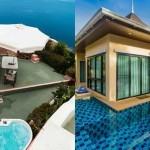 tropske vile airbnb