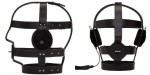 SSENSE Exclusive Black Arca Edition Tormenta Cage Headphone Head Piece