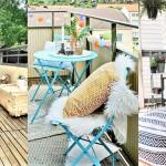 Kako urediti teraso: sanjski poletni kotički za tvojo dušo in telo!