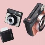 SQ6 fotografije ustvarja v kvadratnem formatu.