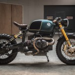 "Ironwwod Custom Motorcycles ""The Moon Walker"""