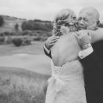 Oče in hči.