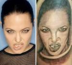 Si to ti Angelina?