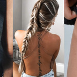Poredne in seksi: najbolj privlačna mesta za tetovažo