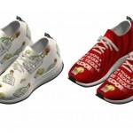 Tekila čevlji, narejeni ob svetovnem dnevu tekile.