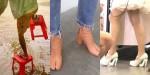 bizarni čevlji