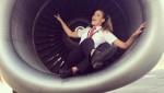 Švedinja strah pred letenjem premagala tako, da je postala pilotka.