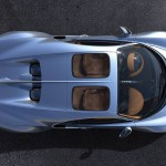 Bugatti Chiron Sky View Roof