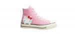 Hello Kitty x Converse: obsesija z najbolj prikupno muco na svetu se vrača.