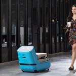Z robotom Care-E se na letališču ne boste izgubili.