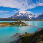 1. Torres del Paine National Park, Čile. Zaščitena dežela v regiji Patagonija je mešanica gozdov, ledenikov in jezer. Obiščite jo med 'čilskim poletjem' (naša zima).