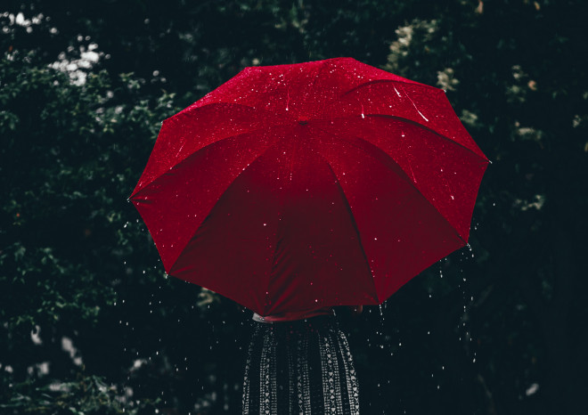 Zakaj je vonj dežja prijeten?