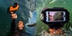 Vodoodporni etui vaš iPhone preobrazi v podvodni kamerni sistem