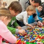 Sestavljajte najbolj barvne kocke na svetu na največjem Lego festivalu v Cityparku.