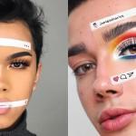 'Instaception' je najbolj odštekan makeup trend na Instagramu v tem trenutku.