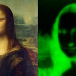Italijanski znanstveniki 'naslikali' Mona Liso z milijonskimi bakterijami, in ta je videti zelo kul.