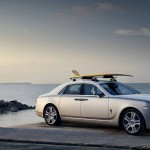 Rolls-Royce Ghost Surfboard
