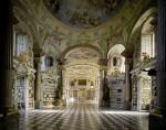 Stiftsbibliothek admont, Avstrija
