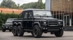 Kahn Land Rover Defender Flying Huntsman 6X6 Pickup