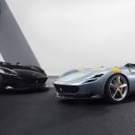 Ferrari Monza SP1 in SP2
