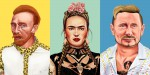 Kako bi najbolj znane osebe vseh časov bile videti kot sodobni hipsterji?