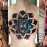 Osupljive 3D tetovaže, v katere morate pogledati dvakrat