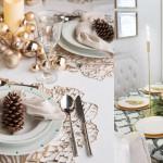 Najboljše alternativne ideje, kako okrasiti božično mizo.