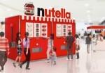 Kmalu bo na voljo Nutella avtomat, ki bo samodejno pripravil kremaste jedi.