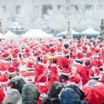 Dobrodelni tek in pohod božičkov 2018.