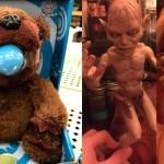 Popolnoma sporne otroške igrače, ki vam lahko prikličejo nočne more.