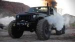 Jeep Wrangler 6X6 Loco Hauk