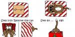 Kako zaviti darilo, če imate mačko?