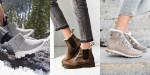 Šik zimski čevlji, ki jih boste želele nosili, preden začne snežiti.