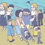 Kako se bogataši soočajo z vsakodnevnimi problemi, v smešnih ilustracijah.