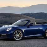 Novi Porsche 911 Cabriolet