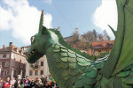 Zmajev karneval 2019: pridružite se pustni povorki