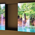 CES 2019: Samsung je predstavil Micro LED TV, ki ga sestavite v različnih velikostih.
