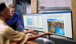 CES 2019: LG je razkril 49-palčni ultra širok monitor.