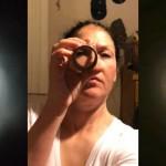 Moon selfie je hit na internetu in tudi ti ga moraš narediti.