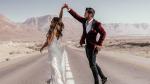 Mladoporočenca obiskala 33 držav – nevesta ves čas nosila poročno obleko