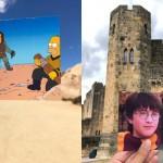 Dekle najde lokacije snemanj ikoničnih filmov in jih oživi